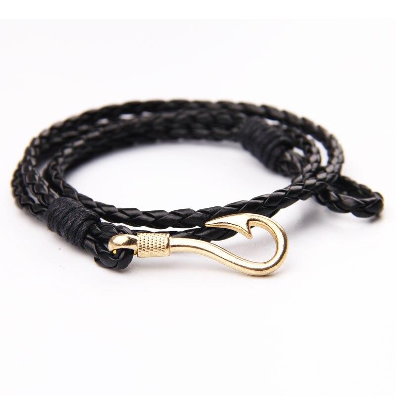Niuyitid 41 см PU кожаный браслет для Для мужчин Для женщин Мода браслет Шарм Braclet для мужчин Интимные аксессуары ювелирные изделия