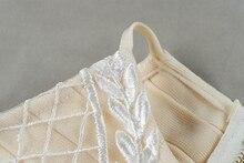 INDRESSME Elegant Solid O Neck Mermaid Women Bandage Party Dress Fashion Lace Midi Bodycon Spring Women Dress Vestidos 2018