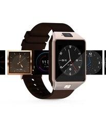 Bluetooth smart watch smartwatch armbanduhr tragbare geräte für android-handy mit kamera unterstützung sim-karte pk dz09 gt08 u8