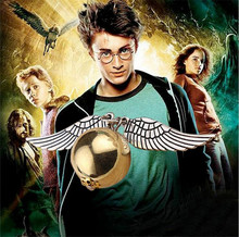 Harry Potter and the Deathly Hallows Same Necklace ND244(China (Mainland))