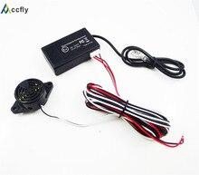 Accfly Car Parking Sensor system Reverse Backup Radar detector