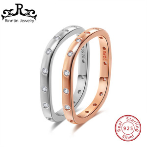 Rinntin 925 Sterling Silver Wo