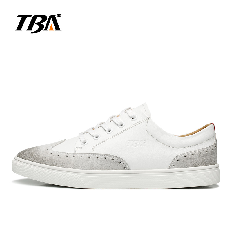 TBA Man Casual Shoes Comfortable Skate Sneakers Fashion footwear for Male
