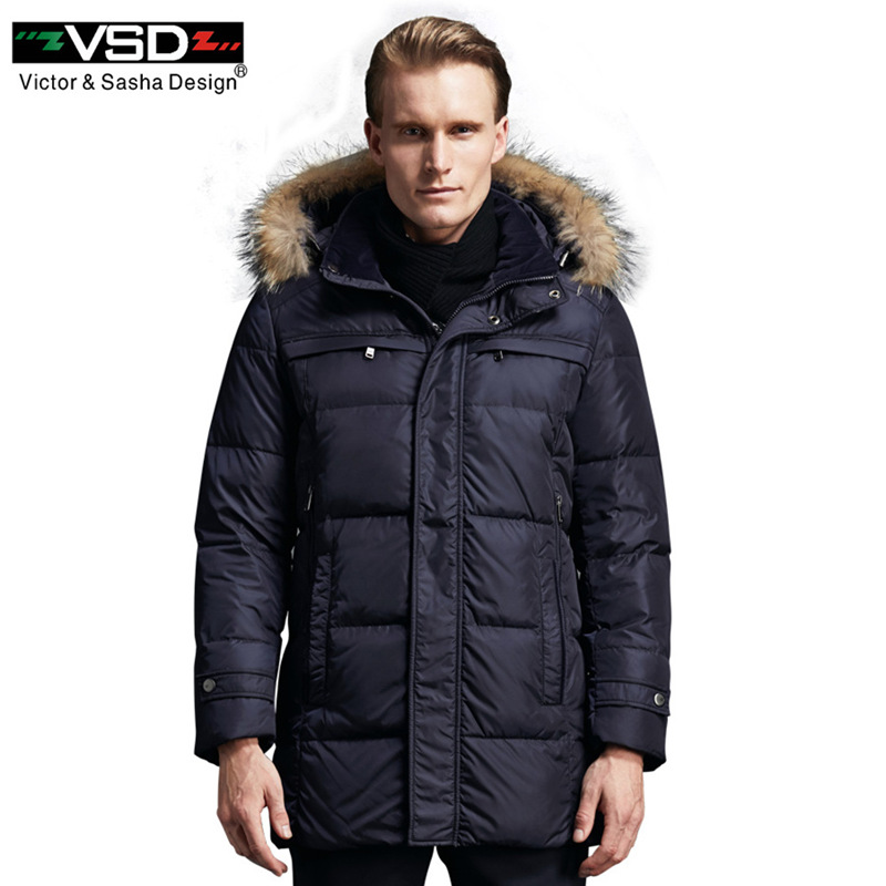Aliexpress.com : Buy VSD 90% White Duck Down Jackets