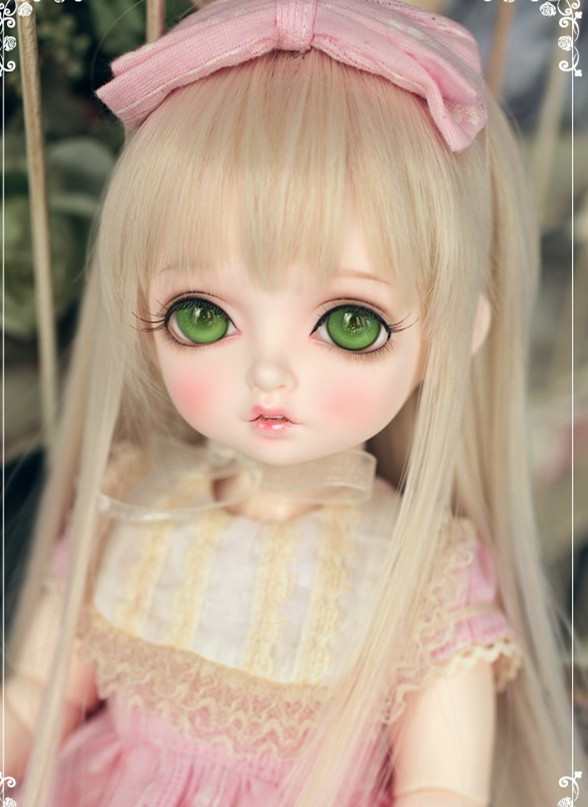 BJD / SD fertilizer giant baby doll Bambi quarter Lolita doll night spree bjd sd infant fat giant baby doll bambi bambi square baby girl birthday gift