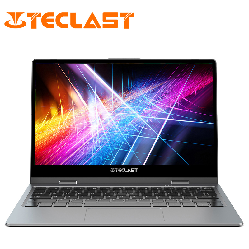 Teclast F5R Laptop 11.6 Inch Windows 10 OS Intel APOLLO LAKE N3450 Quad Core 1.1GHz CPU 8GB RAM 256GB SSD Touch Screen HDMI(China)