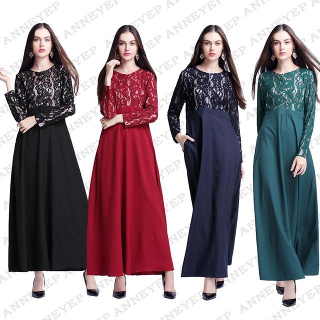 Vestido abaya muçulmano para as mulheres Islâmicas vestidos de dubai vestido Dos Muçulmanos vestuário Islâmico kaftan Vestido abaya hijab jilbab turco 060