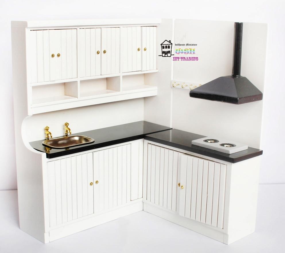 Uncategorized Dollhouse Kitchen Furniture compare prices on dollhouse kitchen furniture online shoppingbuy 7 28 112 miniature white european cooking bench wash basin