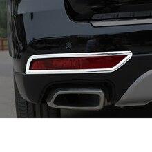 Lsrtw2017 Abs Car Headlight Rear Foglight Trim Frame for Trumpchi Gs8 Gs7 2017 2018 2019 2020