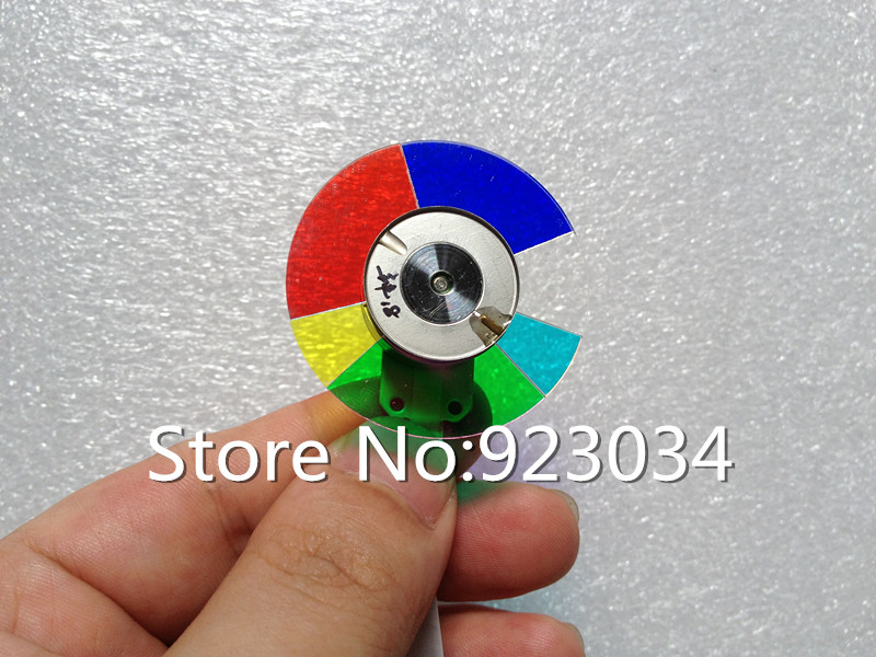 ФОТО Wholesale Projector Color Wheel for  Optoma  EP187   Free shipping
