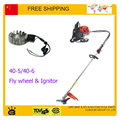 brush cutter ignition coil fly wheel  rotor ignitor  2 stroke brush cutter grass  parts 40-5  430 40-6