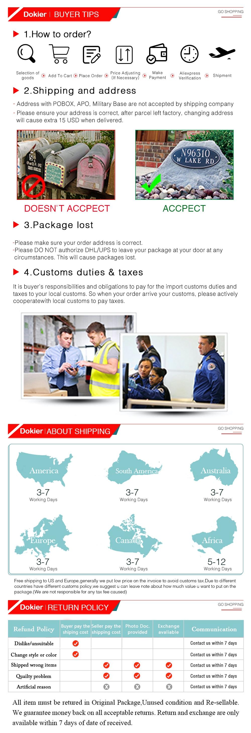 customer tips