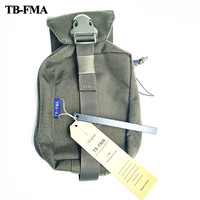 TB FMA Tactical Pouches Tactical First Aid Pouch Molle Kit Medical Bag Military Utility Pouch Paintball EDC Bag FG Free Shipping