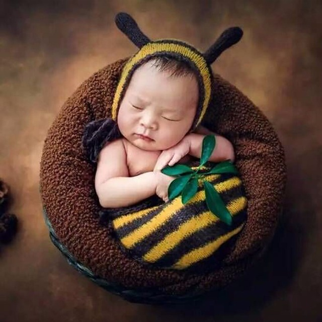 82a3ce44b Puseky Hot Newborn Baby Photography Props Unisex Costume Animals ...