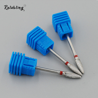 Multifunction Alloy Nail Drill Bit For Nail Art Machine Manicure Equipment Suitable For Various Purposes Beauty