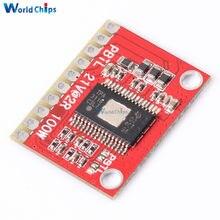 OEP50W-módulo amplificador Digital Mini de doble canal, tablero Super amplificador, Kit Diy, 50Wx2, TDA7498, TPA3116D2, OEP50Wx2, DC4.5-24V