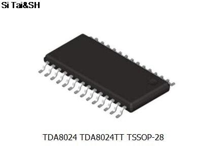 1pcs TDA8024TT TDA8024T TDA8024 TSSOP-28 100%new&original electronics components in stock