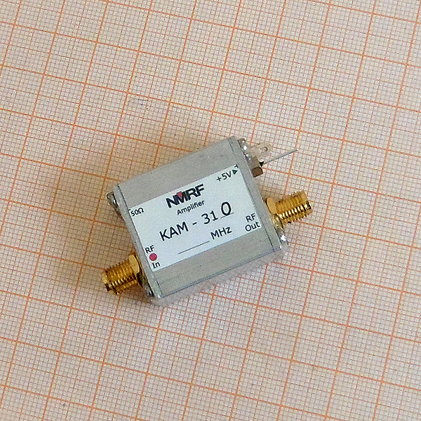 433MHz Low Noise SAW Filter 1pcs High Gain Amplifier LNA Built-in Limiter