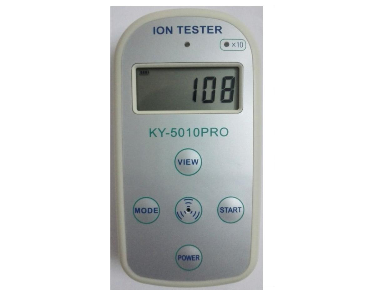 Fast Arrival Ion Tester KY-5010PRO ION TESTER Solid  Cloth Stone  Floor Ion Tester Perfect Alternative  Com-3010 Pro IT-10
