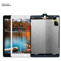 For IPad Air 2 IPad 6 Ipad6 Air2 A1567 A1566 Lcd Display Touch Screen Digitizer Glass