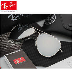 RayBan RB3025 Outdoor Glassess For Men/Women Retro Sunglasses Hiking Eyewear Rayban Sunglasses Polarized Snap Sunglasses
