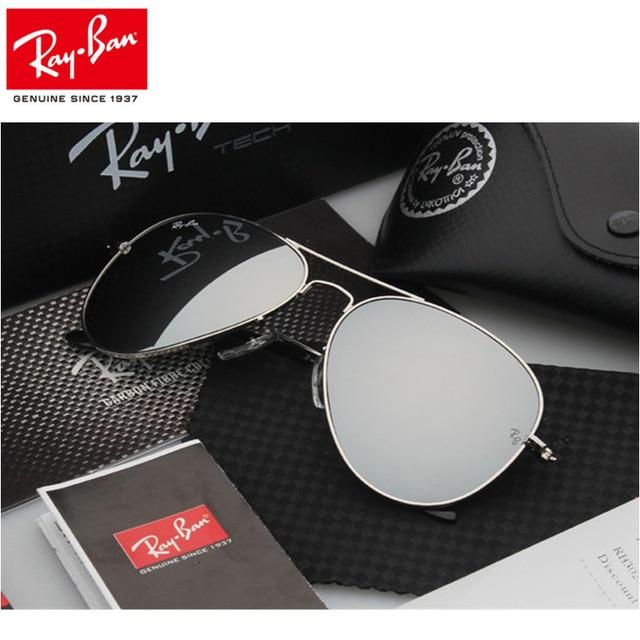 a220f6fb82 RayBan RB3025 Outdoor Glassess For Men Women Retro Sunglasses Hiking Eyewear  Rayban Sunglasses Polarized Snap Sunglasses