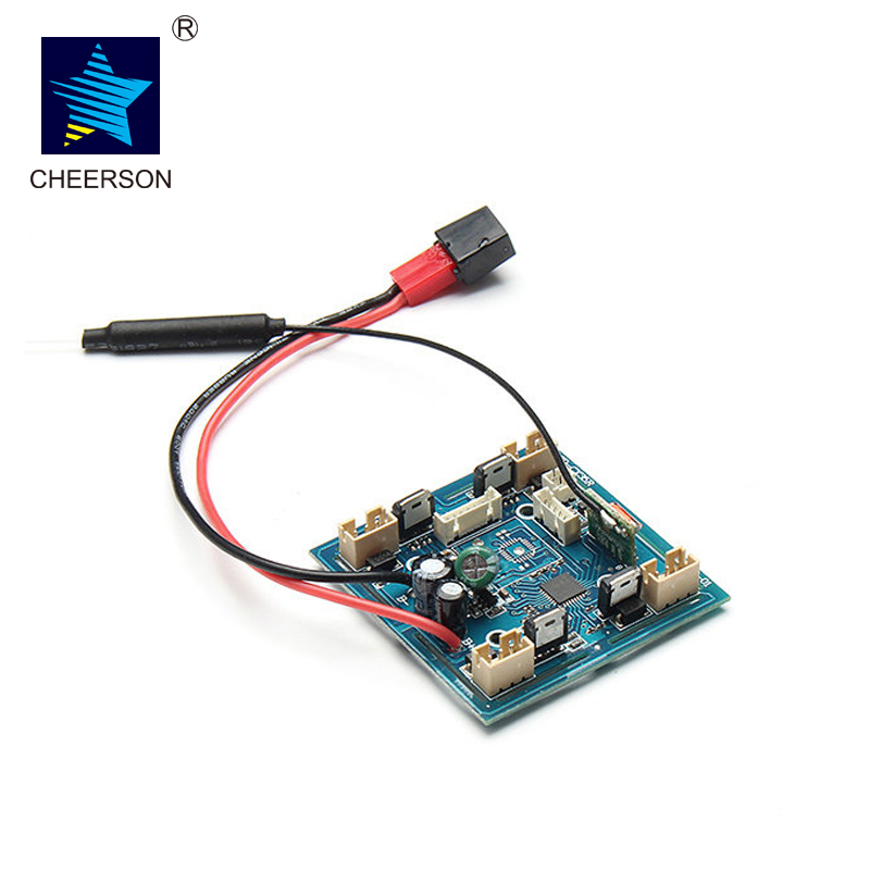 CHEERSON CX-35 RC Quadcopter Original Spare Parts Receivers/Receiver Board For CX-35 FPV Drone spare parts power supply board for cheerson cx 20 rc quadcopter