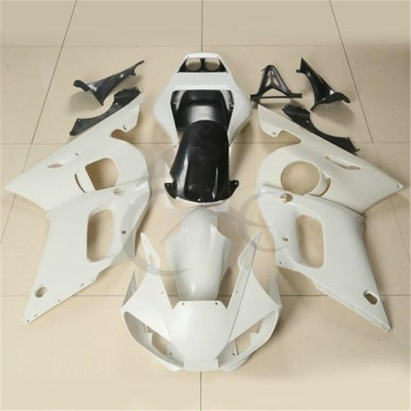 Unpainted ABS Plastic Fairing Bodywork For Yamaha YZF R6 YZF R6 YZFR6 1998 2002 Motorcycle