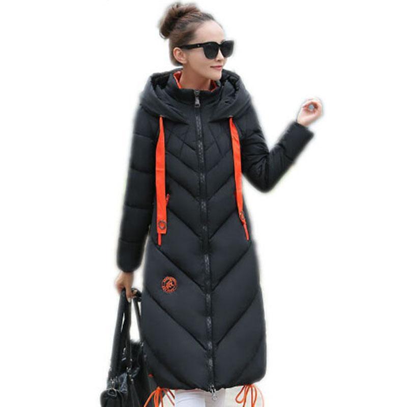 Online Buy Wholesale long winter coats women from China long