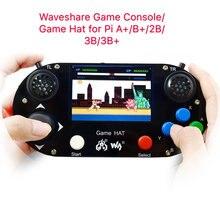 Игровая консоль/Игровая приставка для raspberry pi a +/b +/2b/3b/3b