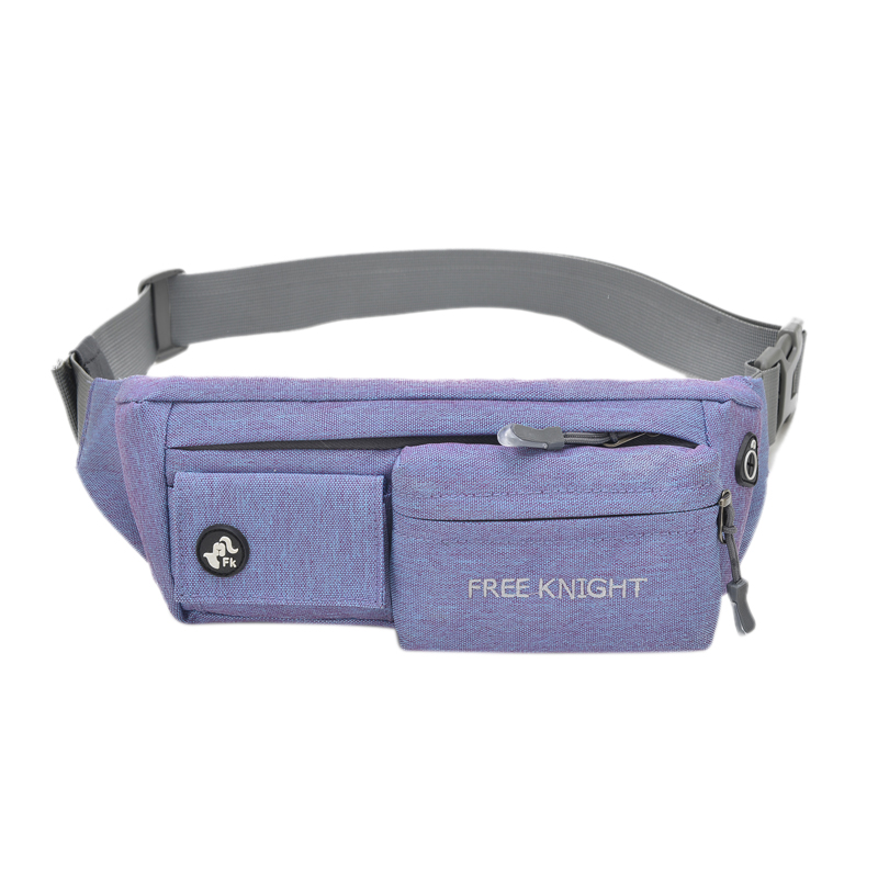 Free Knight Running Waist Bag Unisex Waterproof Cycling Belt Chest Pouch Sports Fitness Hiking Camping Fanny Pack Bum Phon