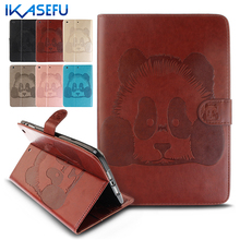IKASEFU Filp Stand Cover For mini Apple iPad Mini 3 2 1 7.9 inch PU Leather Coque Funda Case for ipad mini 123 mini1 mini2 mini3