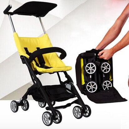 carrito de bebe super plegable