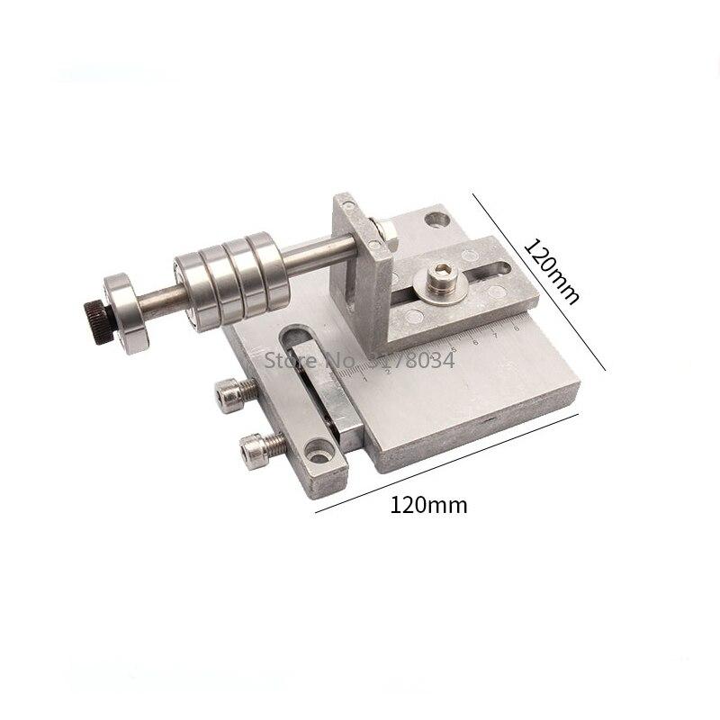 Adjustable Leather Craft Metal Cutter Strap Belt DIY Hand Cutting Tools Strip Cutter Hand Cut Machine-2