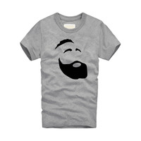 2018 האופנה ג 'רזי ג' יימס הארדן בירד מודפס Tees חולצות T לגברים אריזונה קיץ חולצה מזדמן גברים של מותג בגדים