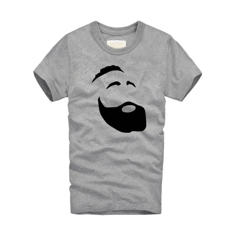 buy online 63fd6 8d5d7 Jersey Men's T shirts James Harden Beard Printed Tees