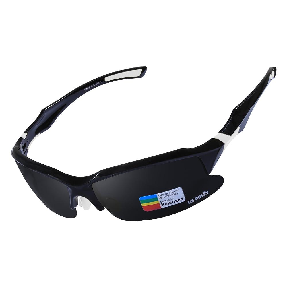 Polariserade Fiske Solglasögon Utomhus Sport Glasögon UV400 Objektiv Oculos Gafas Ciclismo Cykelglasögon Road Racing Running Eyewear