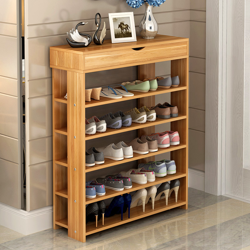 Shoe Rack Easy Assembled Woody Multiple layers Shoes Shelf Storage with drawer Organizer Stand Holder Keep Room Neat часы будильник sima land мгновение