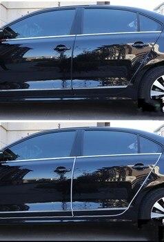 RQXR accessori auto del corpo di Automobile porta targa strisce di protezione per Mitsubishi outlander SPORT RVR ASX 2010-2012