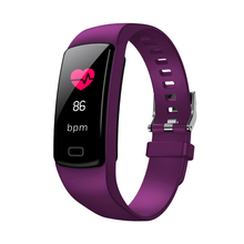Get more info on the Y9 Smart Watch Bracelet Sport Bracelet ECG Heart Rate Blood Pressure Monitoring Oxygen Call Reminder Big Screen Wrist Band