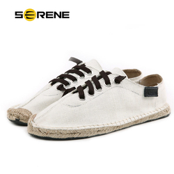 Serene brand 2017 3 colors man casual canvas shoes plus size 36 45 lace up flats.jpg 250x250
