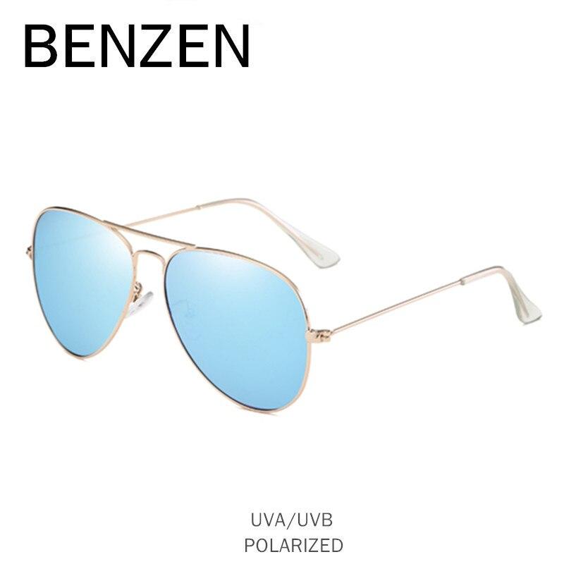 BENZEN Classic Pilot Sluneční brýle Pánské Polarized Driver - Příslušenství pro oděvy