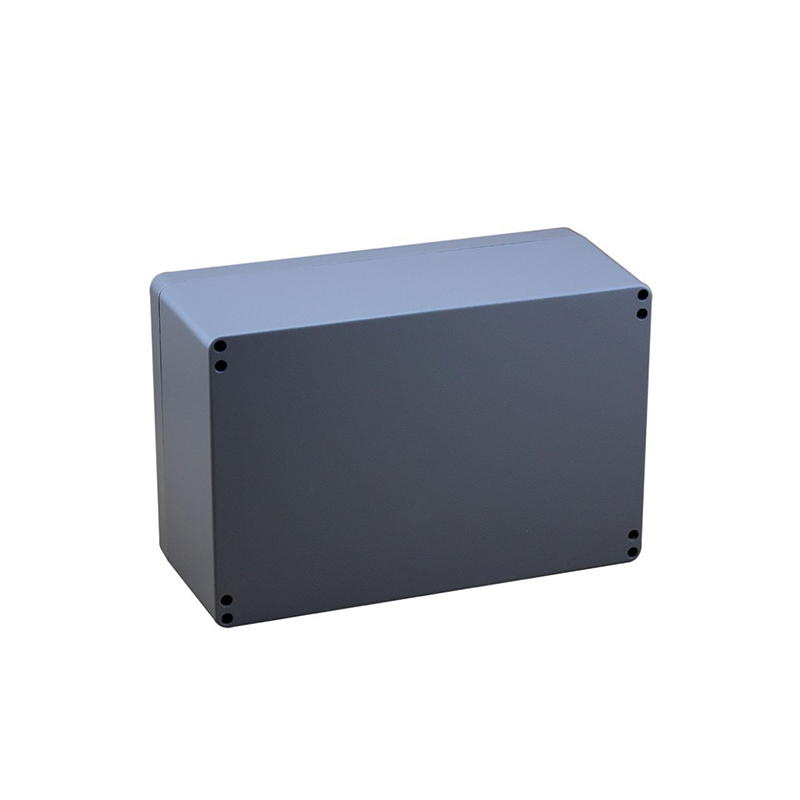 240 160 100mm FA64 IP67 waterproof aluminum enclosure case use as switch box Metal watertight enclosure electric control box in Instrument Parts Accessories from Tools