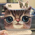 Lindo de la Historieta de Algodón Boca Máscara Creativa Tiger/Cat/Fox Mascarillas Anticontaminación Engrosamiento Comodidad Máscara de La el mejor Regalo Para Los Amigos