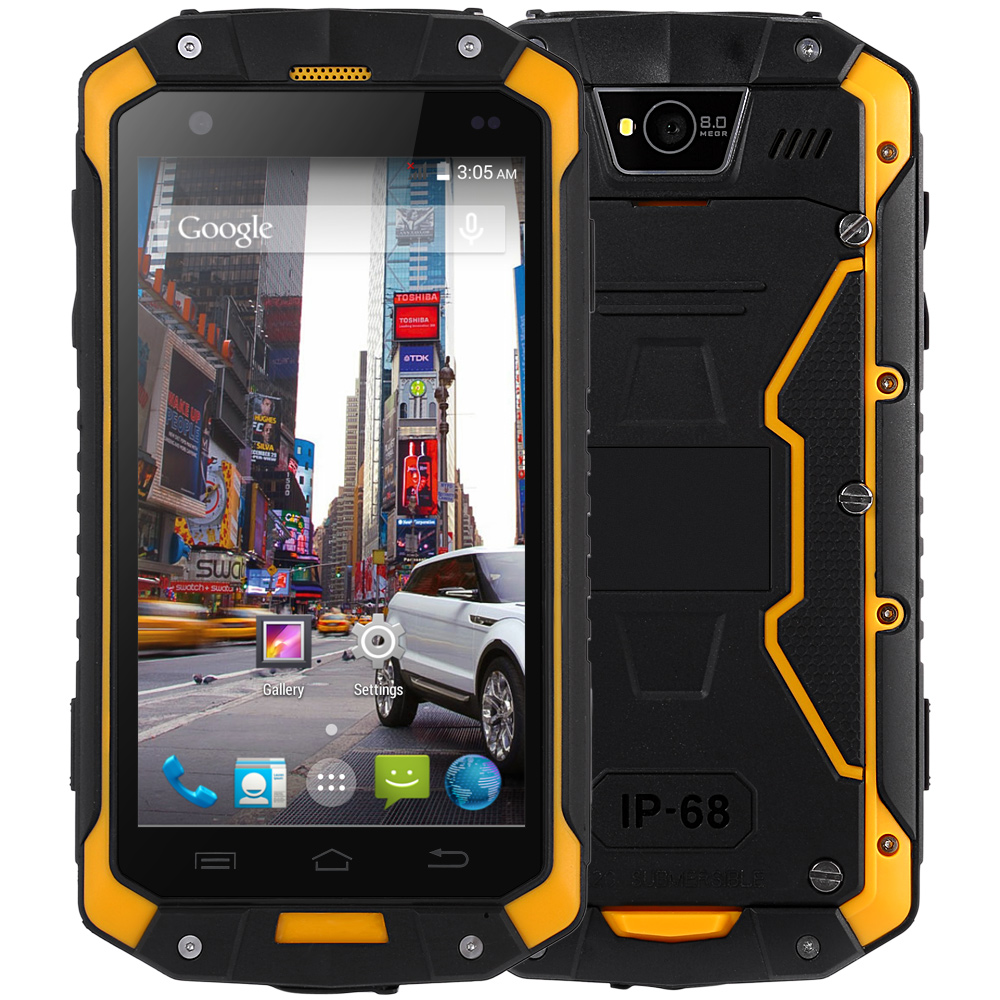Guophone V9 Smartphone 4,5 Zoll Android 4.4 3G Smartphone MTK6572 Dual Core 1,2 GHz 512 MB RAM 4 GB ROM 4000 mAh Batterie GPS kameras