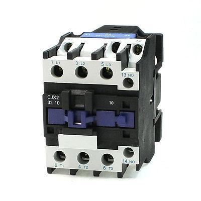 цена на 380V 50A 50/60Hz 3 Phase 36V Coil Motor 1NO 1NC AC Contactor CJX2-32