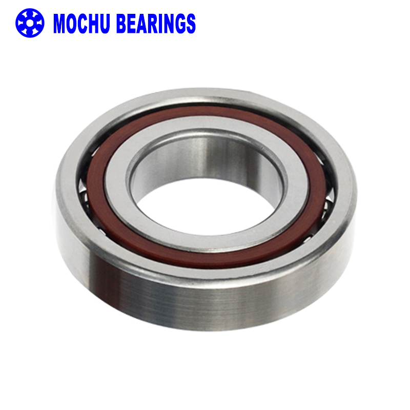 1pcs 71907 71907CD P4 7907 35X55X10 MOCHU Thin-walled Miniature Angular Contact Bearings Speed Spindle Bearings CNC ABEC-7 1pcs 71821 71821cd p4 7821 105x130x13 mochu thin walled miniature angular contact bearings speed spindle bearings cnc abec 7