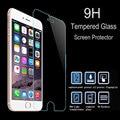 9 h 0.26mm premium vidrio templado para el iphone 4 4s 5 5s 5c se 6 6 s plus 7 7 plus 9 h 2.5d arco duro protector de borde con la limpieza herramientas