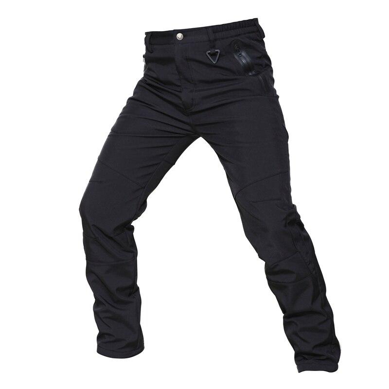 Pantalones cálidos de invierno para hombres Pantalones cargo Vellón - Ropa deportiva y accesorios - foto 2