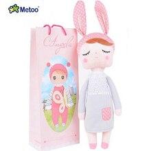 18CM 30CM Cute Angela Metoo Rabbit Dolls Bunny Baby Toy Stuffed Animal Kawaii Panda Bee For Kids Soft Plush Toy WL10